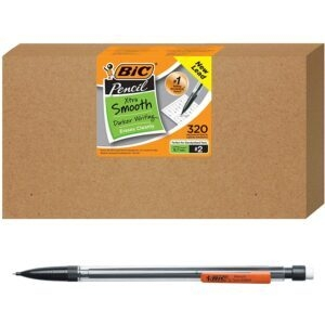 320-Count BIC Xtra-Smooth Mechanical Pencil – Coupon Code 60DEC1 – Final Price: $30.34 (was $75.85)