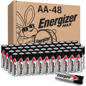 48 Count Energizer AA Batteries – Price Drop – $18.98 (was $24.98)