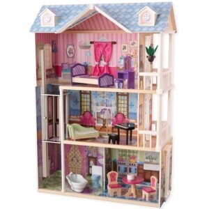 KidKraft My Dreamy Dollhouse with Furniture – Price Drop – $80 (was $103.99)