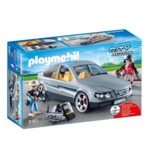 PLAYMOBIL Tactical Unit Undercover Car – Price Drop – $17.92 (was $27.01)