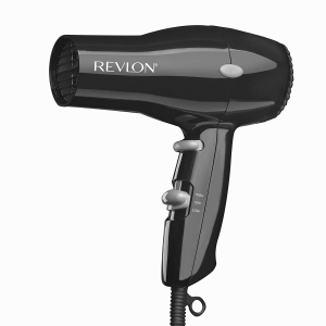 REVLON 1875W Lightweight + Compact Travel Hair Dryer – Price Drop – $6.59 (was $10.97)