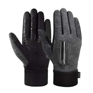 Vbiger Touchscreen Gloves – Coupon Code 8PBWEGMD – Final Price: $5.60 (was $13.99)