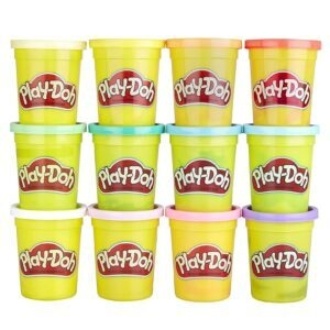 12-Pack Play-Doh Bulk Spring Colors – Price Drop – $5.99 (was $11.99)