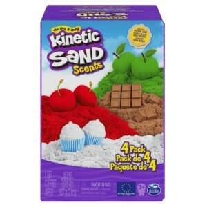 4-Pack Kinetic Sand Scents – Price Drop – $10 (was $19.97)