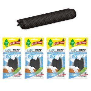 4-Pack Little Trees Vent Wrap Car Air Freshener – Price Drop – $2.78 (was $12.99)