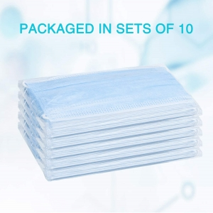 50-Pack TomrickCare Face Masks – Coupon Code 71U1KBPZ – Final Price: $4.64 (was $15.99)