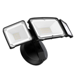 Amico Outdoor LED Security Light – Coupon Code V33SIILY – Final Price: $25.19 (was $35.99)