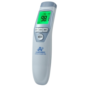 Amplim Hospital Medical Grade Infrared Forehead Thermometer – Lightning Deal – $23.78 (was $34.98)
