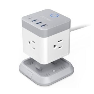 BESTEK Power Strip with USB – Lightning Deal – $20.64 (was $26.99)
