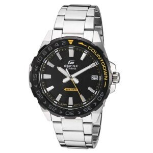 Casio Men's Edifice Quartz Watch – Price Drop – $26.49 (was $56)