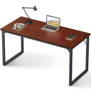 Coleshome 55″ Modern Simple Style Desk – Price Drop + Coupon Code LHHGHIIV – $60.89 (was $99.99)