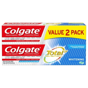 Colgate Total Toothpaste Whitening Gel – Add 3 to Cart – Price Drop at Checkout – $9.97 (was $14.97)