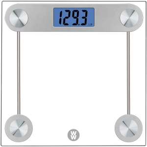 Conair WW Scales Digital Glass Bathroom Scale – Price Drop – $9.39 (was $17.49)