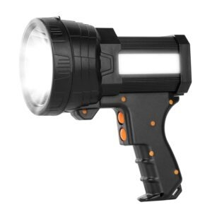 Ikaama Rechargeable Super Bright Spotlight w/ Tripod – Coupon Code 40496HUO – Final Price: $22.79 (was $37.99)
