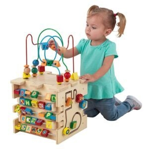 KidKraft Deluxe Activity Cube – Price Drop – $32.90 (was $47)