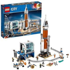 LEGO City Deep Space and Launch Control Model Rocket Building Kit – Price Drop – $79.99 (was $99.99)