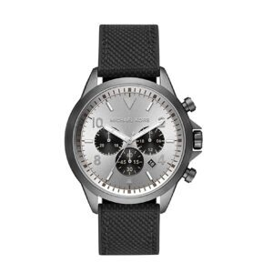 Michael Kors Gage Stainless Steel Chronograph Watch – Price Drop – $112.50 (was $216.87)