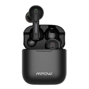 Mpow X3 ANC Wireless Earbuds – $49.99 – Clip Coupon – (was $59.99)
