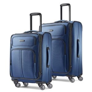 Samsonite Leverage LTE Softside Expandable Spinner Luggage Set – Price Drop – $109.99 (was $299.99)