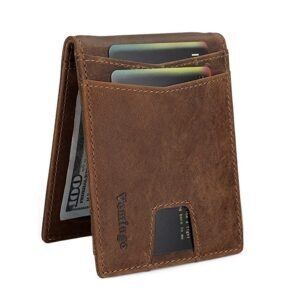Vemingo Minimalist Slim Wallet – Lightning Deal – $9.99 (was $19.99)