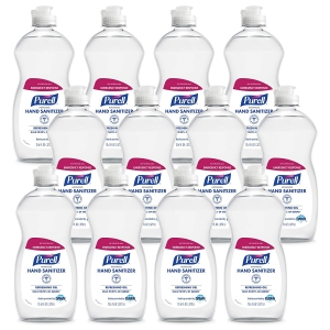 12-Pack Purell Advanced Hand Sanitizer Clean Scent Refreshing Gel – Price Drop – $49.49 (was $54.99)
