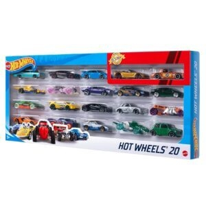 20-Pack Hot Wheels Assorted Toy Cars – Price Drop – $13.79 (was $18.32)