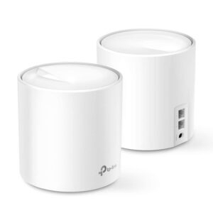 2-Pack TP-Link WiFi 6 AX3000 Mesh WiFi System – Price Drop – $209.99 (was $239.99)