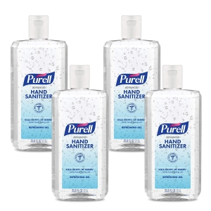 4-Pack Purell 1L Advanced Hand Sanitizer Refreshing Gel – Price Drop – $38.51 (was $44.13)