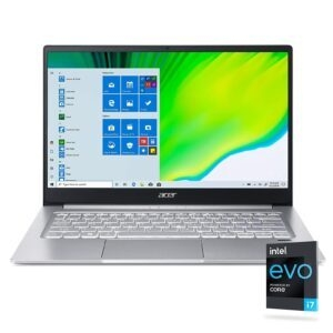 Acer Swift 3 Intel Evo Thin and Light Laptop – Price Drop – $669.99 (was $799.99)