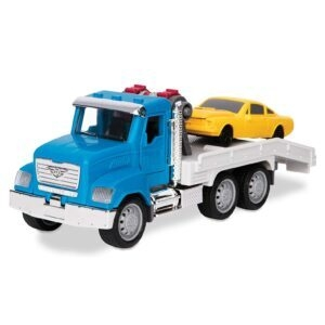 Battat Toy Tow Truck with Toy Car – Price Drop – $7.99 (was $13.18)