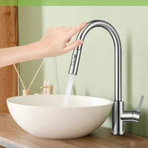 Carantee Touch Kitchen Sink Faucet – Coupon Code MKHHADHC – Final Price: $59.49 (was $118.99)