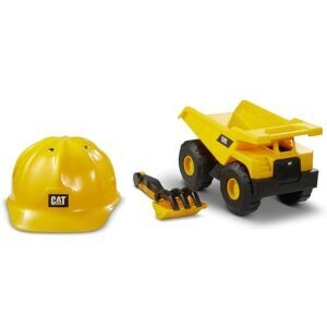 Cat Construction Dump Truck with Cat Hard Hat – Price Drop – $10 (was $17.99)
