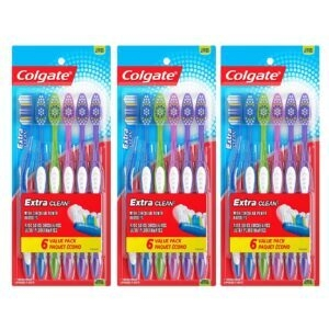 Colgate Extra Clean Full Head Toothbrush – Add 3 to Cart – Price Drop at Checkout – $8.29 (was $13.29)