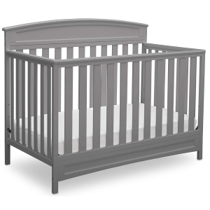 Delta Children Sutton 4-in-1 Convertible Baby Crib – Price Drop – $124.79 (was $194.99)