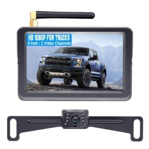 DoHonest S23 HD 1080P Wireless Backup Camera Kit – $79.99 – Clip Coupon – (was $109.99)