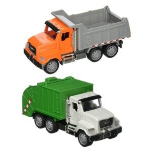 DRIVEN by Battat Micro Toy Trucks – Price Drop – $7.99 (was $19.08)