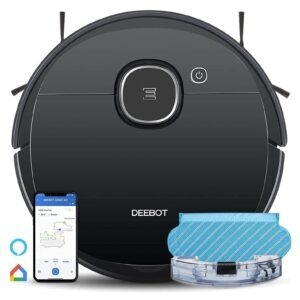Ecovacs DEEBOT OZMO 920 2-in-1 Mopping Robot Vacuum – Lightning Deal – $349 (was $449.99)