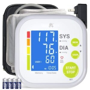 Greater Goods Blood Pressure Monitor Cuff Kit by Balance – Price Drop – $28.85 (was $39.95)