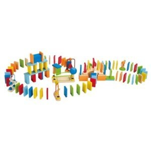Hape Dynamo Kid's Wooden Domino Set – Price Drop – $17.99 (was $29.02)