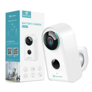 HeimVision WiFi Home Security Camera – Price Drop + Clip Coupon – $55.09 (was $99.99)