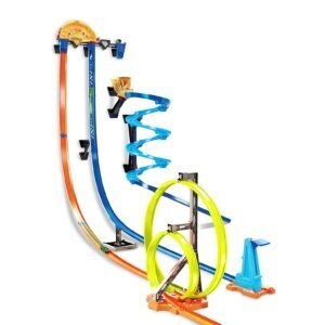 Hot Wheels Track Builder Vertical Launch Set – Price Drop – $29.99 (was $47.35)