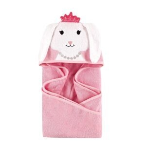 Hudson Baby Cotton Animal Face Hooded Towel – Price Drop – $4.67 (was $13.99)