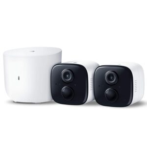 Kasa Smart Spot Home Security Camera System – Price Drop – $129.99 (was $147)