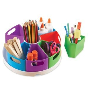 Learning Resources Create-a-Space Storage Center – Price Drop – $13.92 (was $18.99)