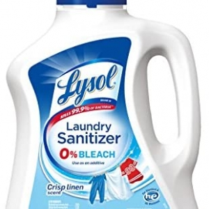 Lysol Laundry Sanitizer Additive – Price Drop – $8.79 (was $9.97)