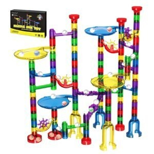 Magicfly Marble Run Race Track Set for Kids – Price Drop – $24.99 (was $39.99)