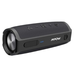 Mpow R9 Portable Bluetooth Speaker – Clip Coupon + Coupon Code AT5AOCSU – $23.99 (was $59.99)