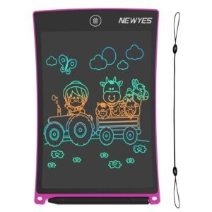 Newyes 8.5 Inches Colorful Doodle Board – Coupon Code 40OUADIB – Final Price: $5.99 (was $9.99)