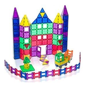 Playmags 150-Piece Magnetic Tiles Set – Lightning Deal – $44.61 (was $68.99)