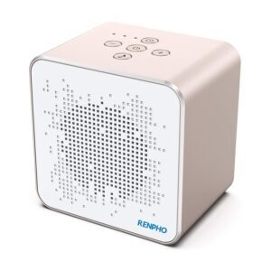 RENPHO White Noise Machine – Coupon Code 8ER6LP6E – Final Price: $14.99 (was $29.99)